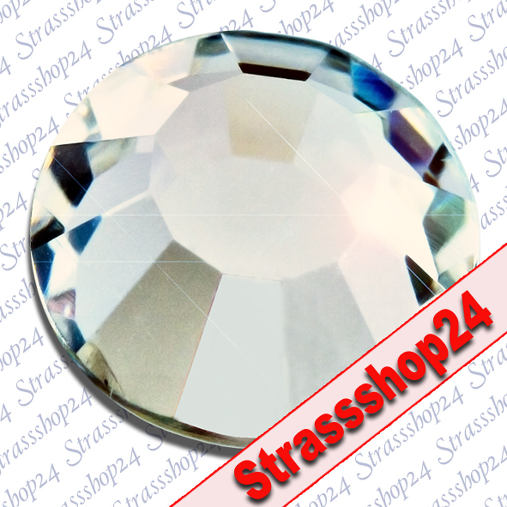 Strass Steine No Hotfix Swarovski® CRYSTAL SS34 Ø7,2mm