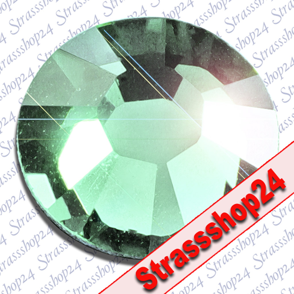 Strass Steine No Hotfix Swarovski® ERINITE SS8 Ø2,4mm