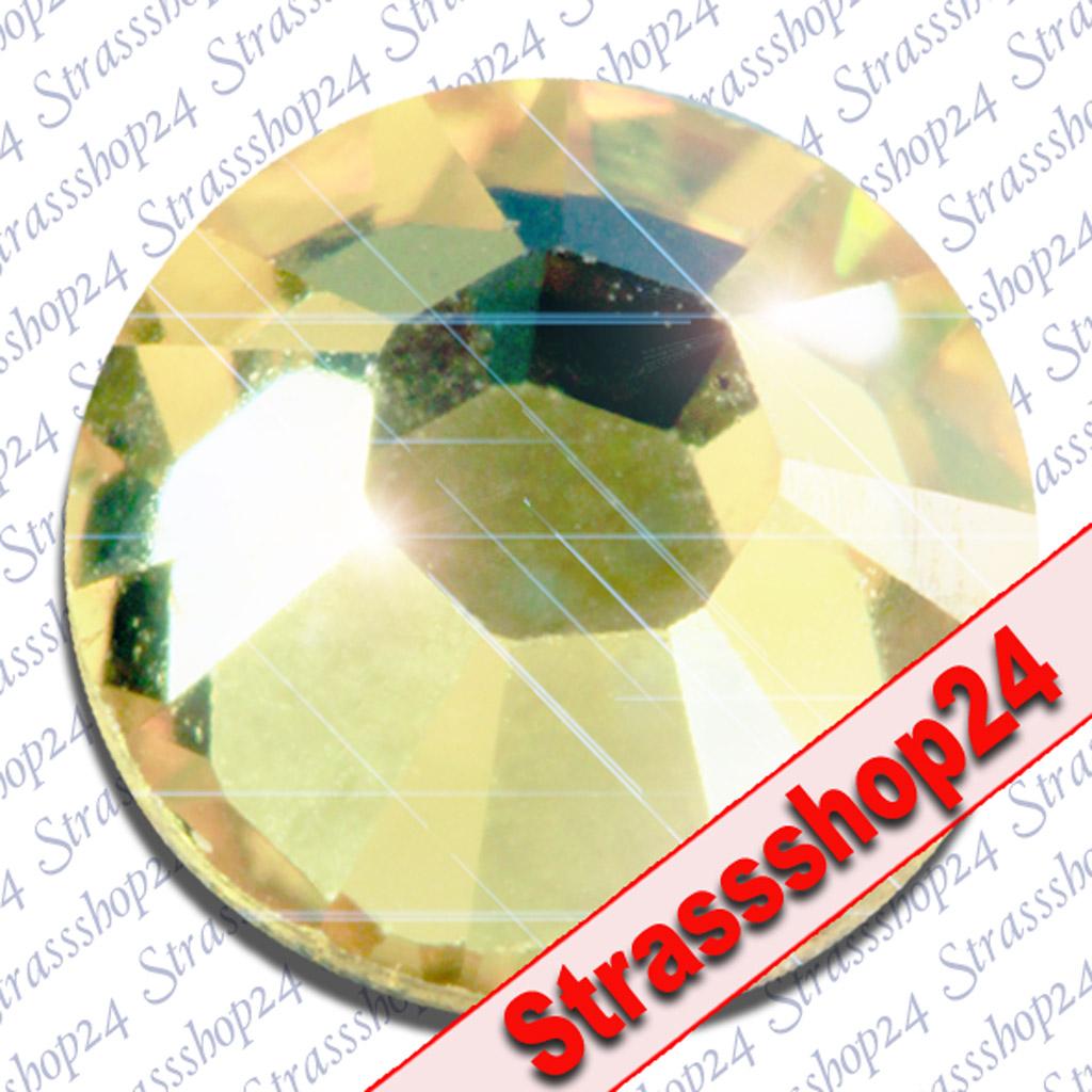 Strass Steine No Hotfix Swarovski® JONQUIL SS8 Ø2,4mm