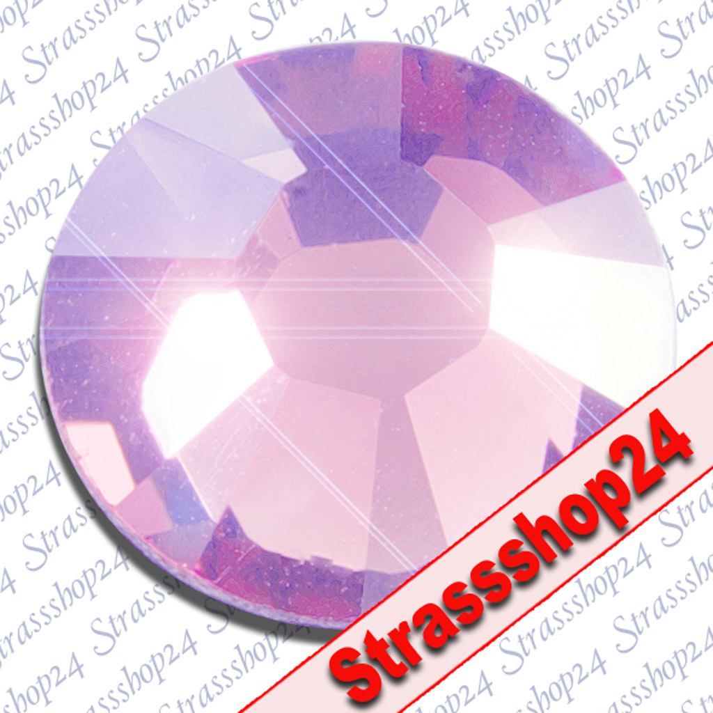 Strass Steine No Hotfix Swarovski® LIGHT AMETHYST SS12 Ø3,2mm