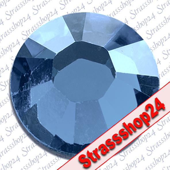 Strass Steine Hotfix Swarovski® MONTANA SS6 Ø2,0mm