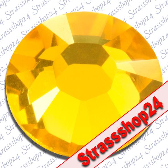 Strass Steine Hotfix Swarovski® SUNFLOWER SS6 Ø2,0mm