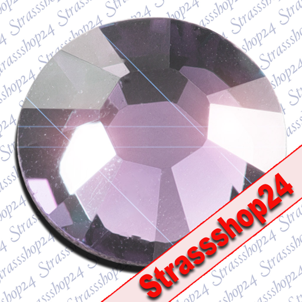 Strass Steine No Hotfix Swarovski® TANZANITE SS8 Ø2,4mm