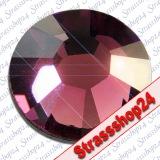 Strass Steine Hotfix PRECIOSA Crystals AMETHYST SS30 Ø6,4mm