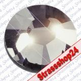 Strass Steine Hotfix PRECIOSA Crystals BLACKDIAMOND SS8 Ø2,4mm