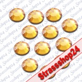 Strass Steine Hotfix Rhinestones GOLD SS16 Ø4mm
