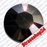 Strass Steine Hotfix PRECIOSA Crystals JET SS12 Ø3,1mm