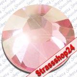 Strass Steine Hotfix PRECIOSA Crystals LIGHT ROSE SS30 Ø6,4mm