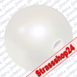 SWAROVSKI ELEMENTS Crystal CREAMROSE LIGHT Pearl 14 mm (large hole)