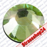 Strass Steine No Hotfix Swarovski® PERIDOT SS20 Ø4,7mm