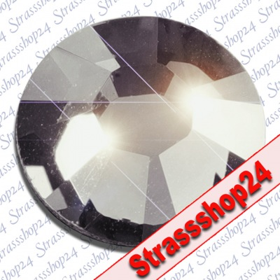 Strass Steine Hotfix Swarovsk®i BLACK DIAMOND SS5 Ø1,8mm