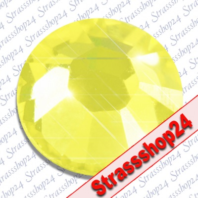Strass Steine Hotfix Swarovski® CITRINE SS6 Ø2,0mm