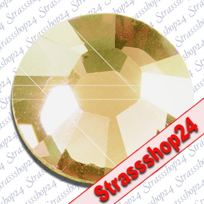 Strass Steine No Hotfix Swarovski® GOLDEN SHADOW SS3 Ø1,4mm