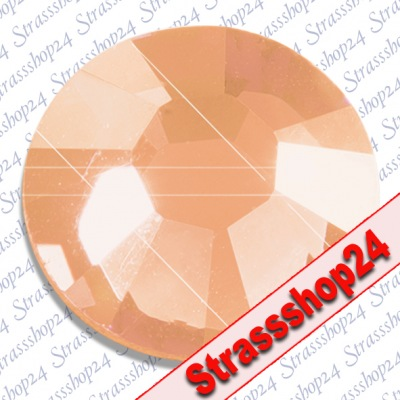Strass Steine Hotfix Swarovski® LIGHT PEACH SS6 Ø2,0mm