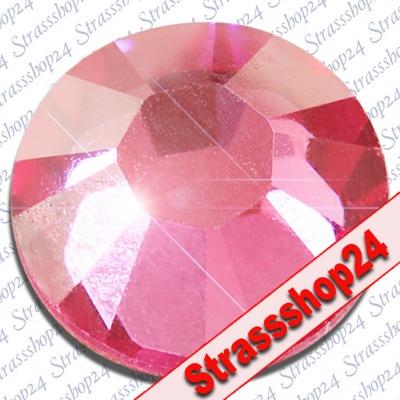 Strass Steine Hotfix PRECIOSA Crystals ROSE SS5 Ø1,8mm