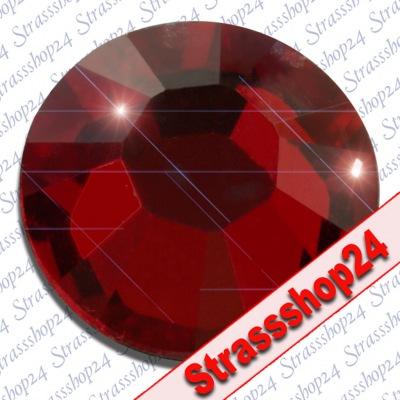 Strass Steine Hotfix PRECIOSA Crystals SIAM SS10 Ø2,8mm