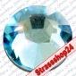 Strass Steine No Hotfix Swarovski® AQUAMARIN SS3 Ø1,4mm