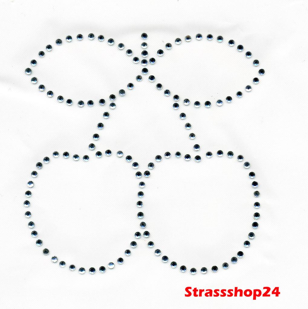 strassshop24.com | Strass Bügelbilder Hotfix Motive Applikationen ...